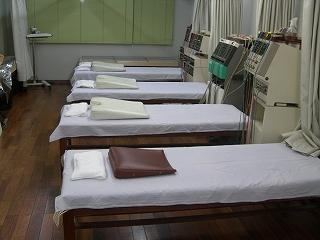 電気治療室