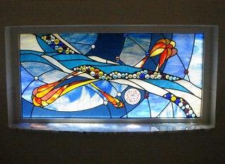 美しいステンドグラスを徳島から発信!