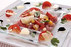 リストランテ・アガペ真中シェフの本格イタリアン料理